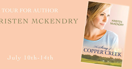 The Song of Copper Creek w/ Giveaway