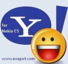 Yahoo Messenger for Nokia E5 free Download