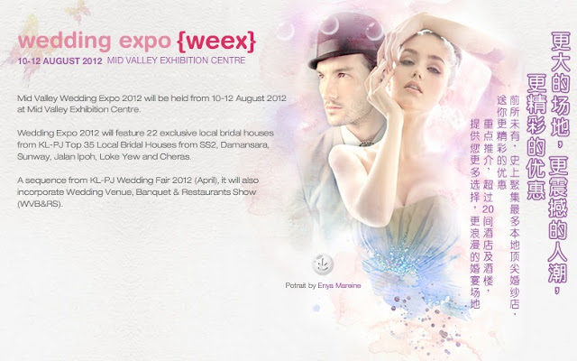 midvalley wedding expo