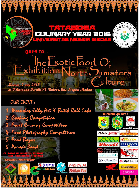 Tataboga Culinary Year 2015