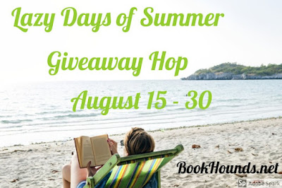 Lazy Days of Summer Giveaway Hop ~ $10 Amazon Gift Card