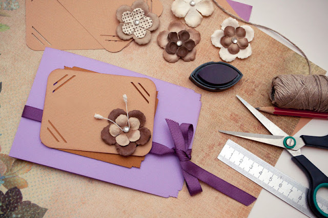 Paper Craft Embellishments