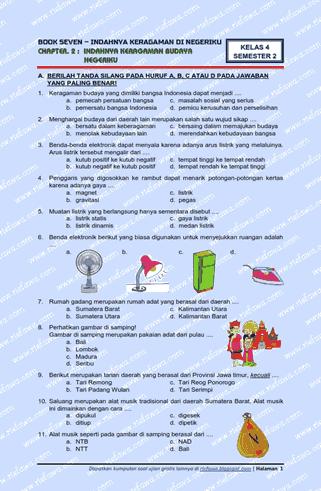 www.riefawa.com kelas 4 tema 7 subtema 1