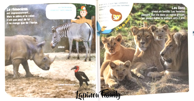 bienvenue au zoo