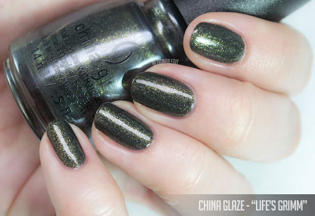 China Glaze - Life's Grimm