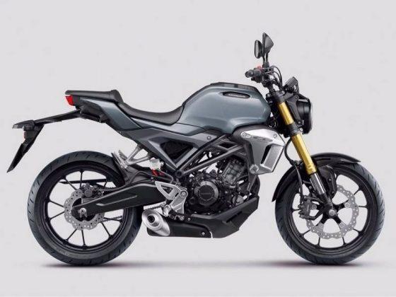 Honda CB150R Exmotion india
