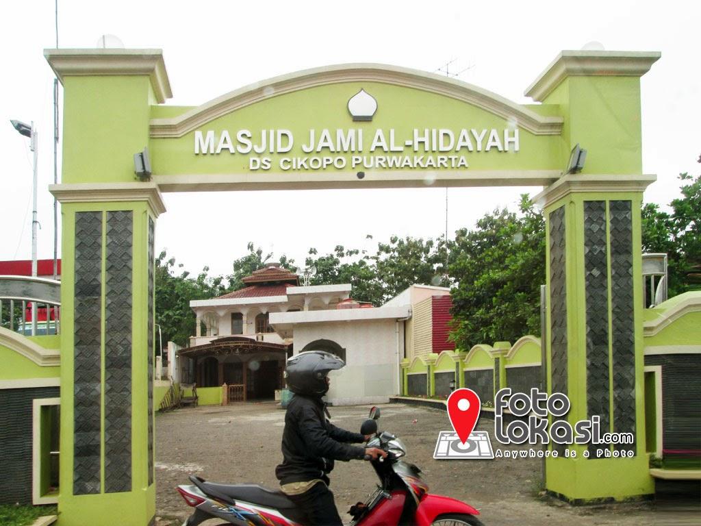 Gapura Masjid Minimalis Terbaru Gambar Gapura Masjid Kumpulan Gambar Dan Foto