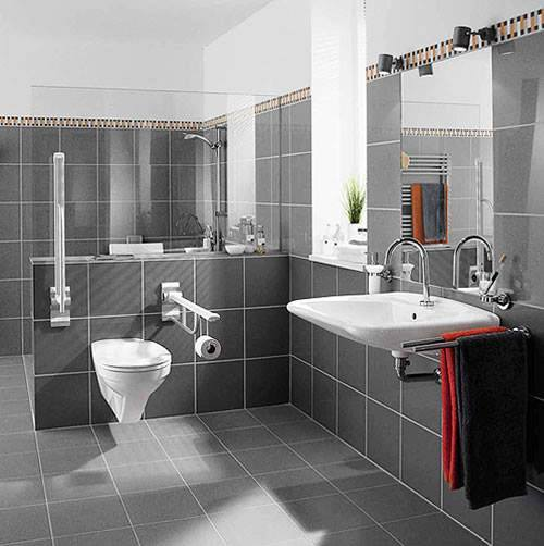 Home Inspiration with Modern Small Bathroom Ideas