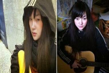 Han Biyao gelandangan tercantik yang pernah ditemui di jalanan