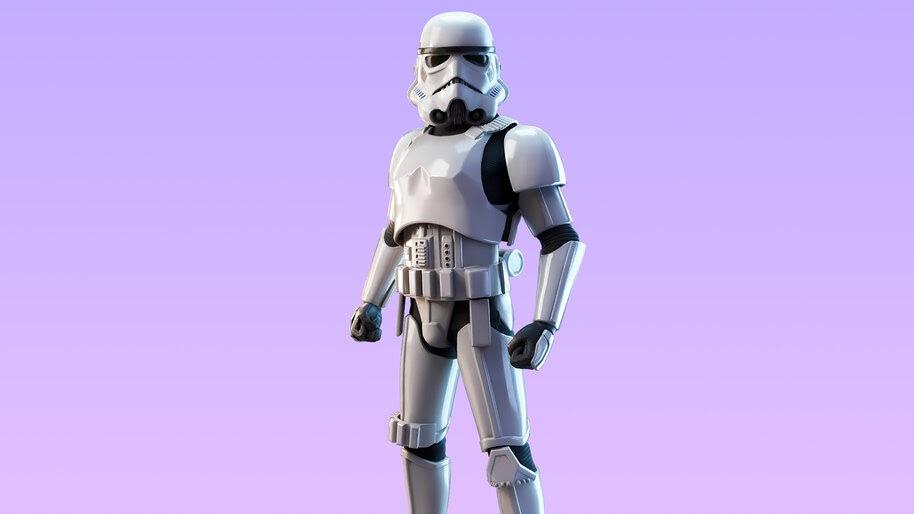Fortnite, Imperial Stormtrooper, 4K, #7.508