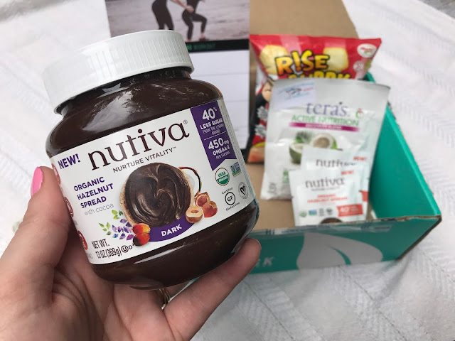 fitsnack, subscription box, healthy snacks