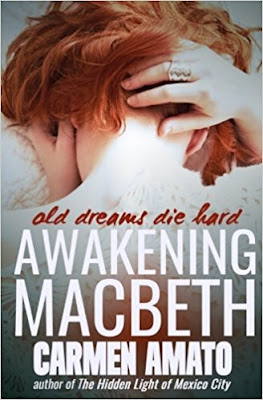 Awakening Macbeth by Carmen Amato (Book cover)