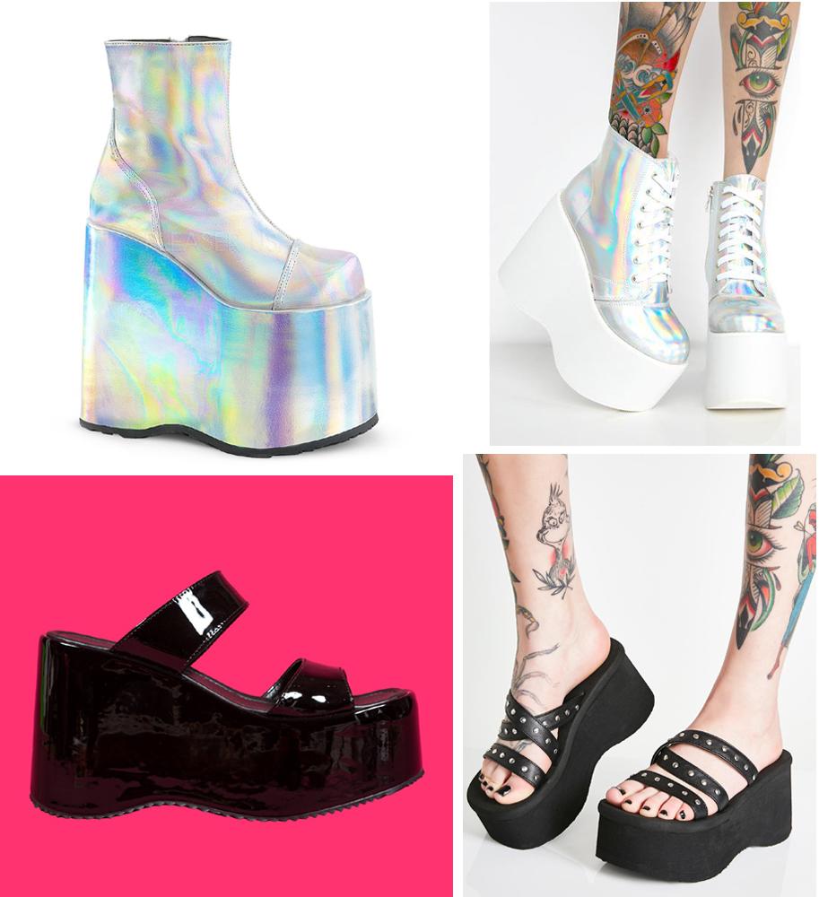 2ffcd066c Moda de Subculturas - Moda e Cultura Alternativa.: O excêntrico ...