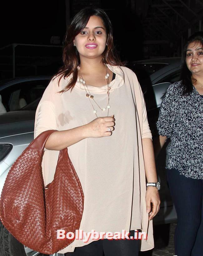 Honey Bhagnani, Ileana, Shradha at Main Tera Hero Special Screening