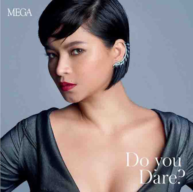 #GelYan: Angel Locsin And Marian Rivera's 'Dare and Truth' Mega Magazine Cover