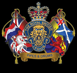 The Pipes and Drums of The Royal British Legion, the Netherlands