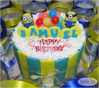 bb237e5b8 Labels: Birthday, Buttercream, Cake decoration, Cupcake, Despicable Me,  Goodie bag, Minion