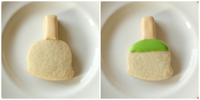 how to make caramel apple sugar cookies