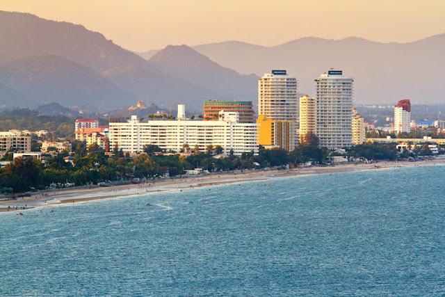 Hua Hin Beach,Thailand