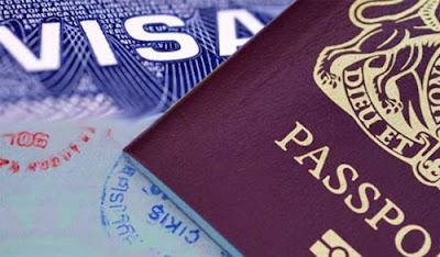 Làm thẻ visa, hộ chiếu