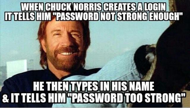 Chuck Norris Memes 27