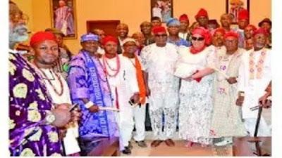 Igbo not leaving Nigeria – Ohanaeze Lagos