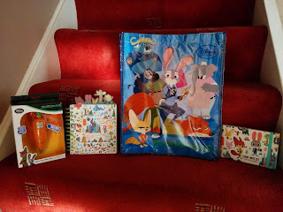 Disney Store Zootropolis Goodies