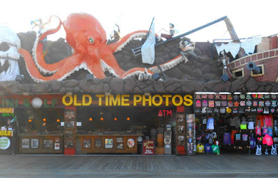 Old Time Photos in Wildwood New Jersey