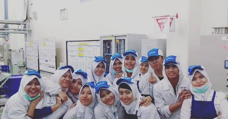 Loker SMA/SMK Operator produksi PT.KEIHIN MANUFACTURING INDONESIA
