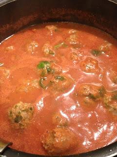 boulettes, boeuf, tomates, sweet kwisine