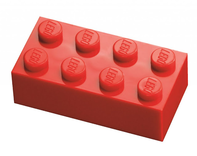 what are lego bricks made of , abs plastic
