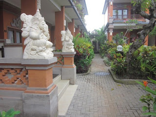 Accommodation or hotels near Sanur Beach, Bali: Swastika Bungalow