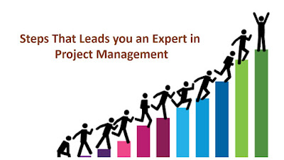 Steps Leading To Project Management Heaven