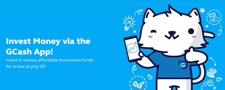GCash Now Allows Users to Manage and Invest Money