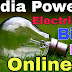 How To Pay India Power Electricity Bill Online