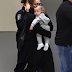 Janet Jackson's Baby Makes First Trip To The US