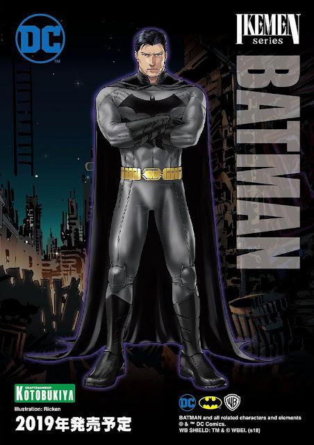 IKEMEN Series Bruce Wayne/Batman