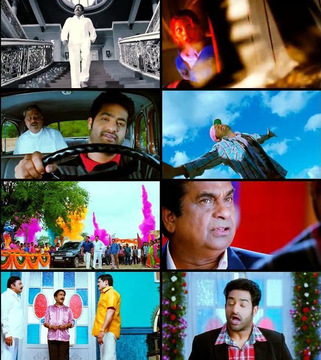 Brindavanam 2010 Dual Audio Hindi 720p BluRay 1GB ESubs