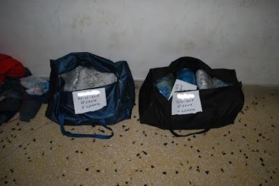 Μετέφεραν με το ΚΤΕΛ 21,7 κιλά χασίς, αλλά πιάστηκαν στο Μορφάτι