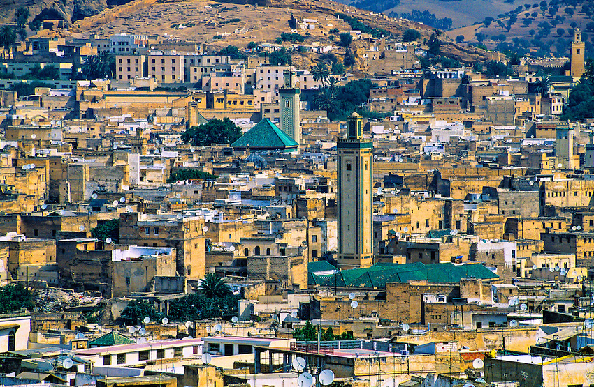 The View From Fez Promoting Cultural Tourism In The Fez