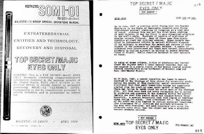 I documenti del Majestic-12