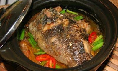 cách làm món cá rô kho tộ