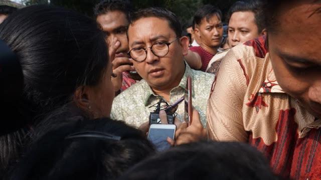 Fadli Zon soal Cuitan Andi Arief: Mau Menyemangati Diri Sendiri