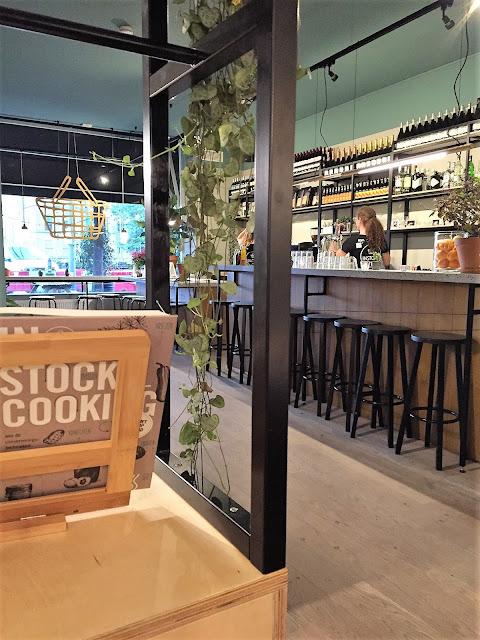 Studio Mojo, Instock, voedselverspilling, restaurant, Den Haag,