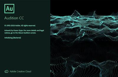 تحميل ادوبي اديشن 2019 | Adobe Audition CC 2019 v12.1.0.182 | ماك