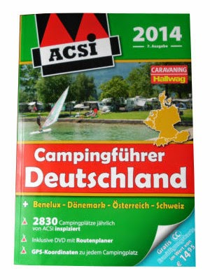 Acsi Karte.Kraftig Sparen Mit Der Campingcard Acsi