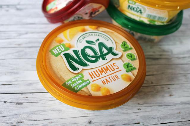 NOA Hummus Natur