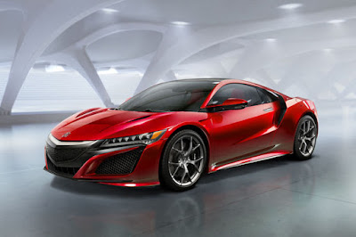 Acura NSX 2017 Review, Specs, Price