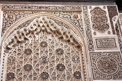 Palacio de Bahia en Marrakech