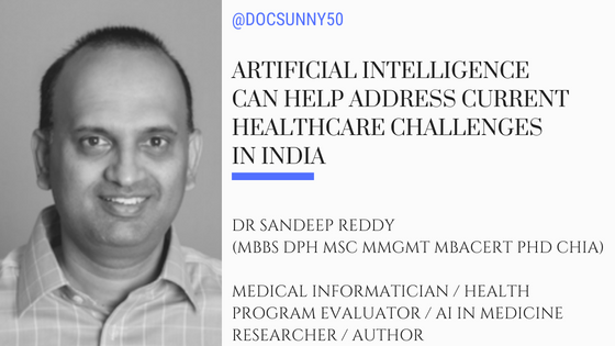 Healthcare IT Experts: Artificial Intelligence